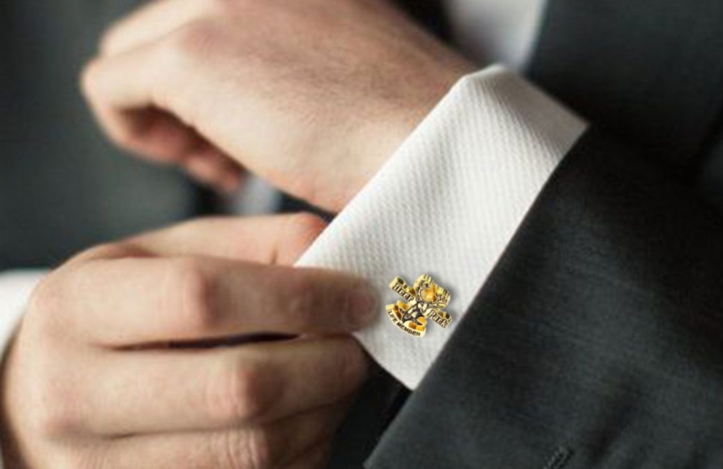 When to Wear Custom Made Cufflinks