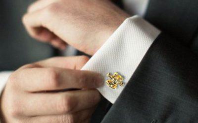 When to Wear Custom Made Cufflinks